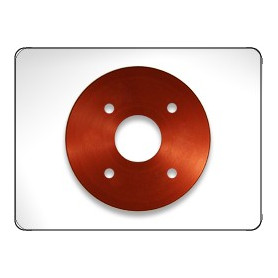 FRONT PROPELLER PLATE