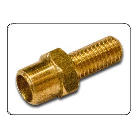 THROTTLE CABLE BRASS SCREW