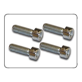SCREWS (ALUMINIUM FLANGE CARBURETTOR RP506) (4 UNITS)