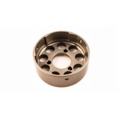 ALUMINIUM TOOTHED PULLEY