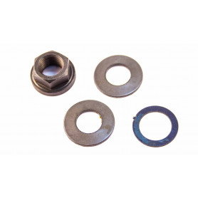 CLUTCH NUT WITH SPRING
