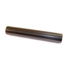 EXTERNAL CARBON SILENCER PIPE 350 mm