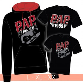 SWEAT-SHIRT RACING - TAILLE S