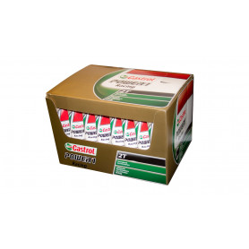 ACEITE SINTÉTICO CASTROL POWER 1 RACING 125 ml. ( 48 uds. - 1,40 €/ud. )