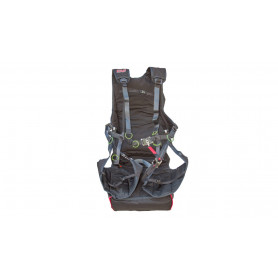 PAP TANDEM PASSENGER HARNESS WITH AIRBAG