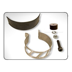 SILENCER METAL BRACE KIT